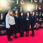 ¡Sueño cumplido! #Ushuaia recibió a Vero Luna para el Intensivo de Make Up Profesional