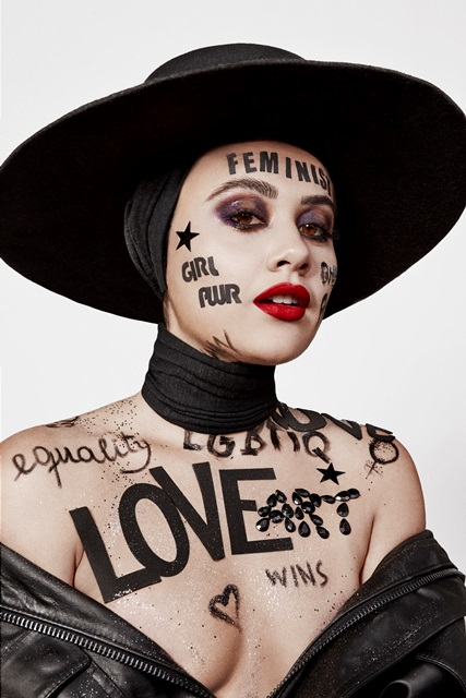 ¿El maquillaje podrá finalmente verse como un acto de disfrute y medio de expresión de cómo nos sentimos?